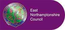 east northamptonshire council logo